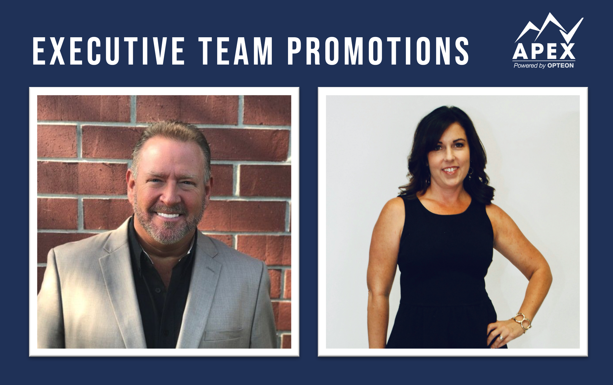 Apex Announces New Additions to Executive Leadership Team